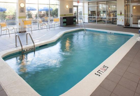 Duluth, جورجيا: Indoor Pool