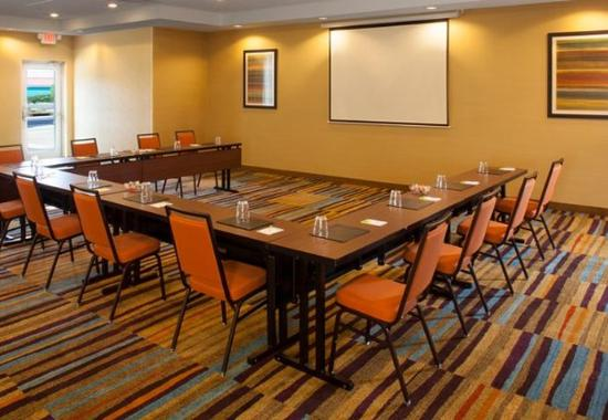 Duluth, GA: Meeting Room - U-Shape Setup