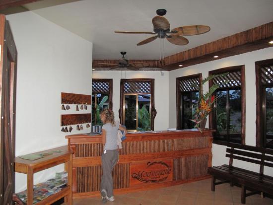 Boca Tapada, Costa Rica: Lobby