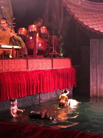 Thang Long Water Puppet Theater: photo2.jpg
