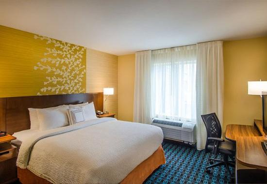 DuBois, PA: King Guest Room
