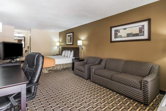Кингзланд, Джорджия: Guest Room