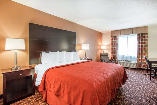 Saint Marys, OH: Guest room