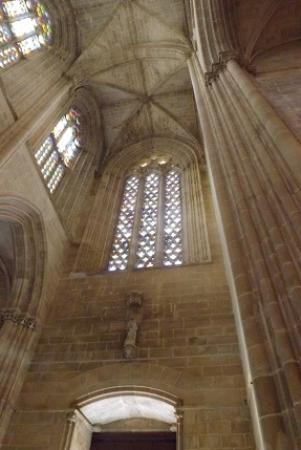 Batalha, Portugal: interno