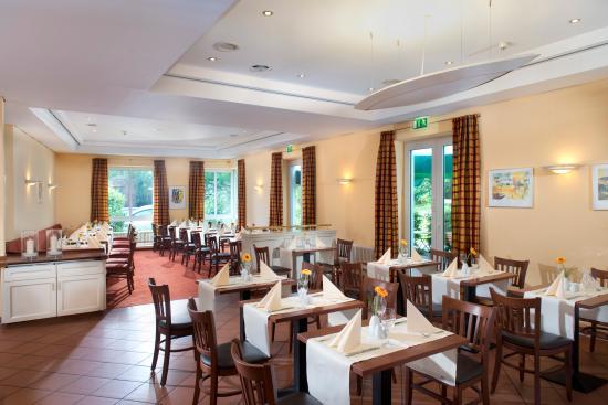 Wyndham Garden Potsdam : Restaurant