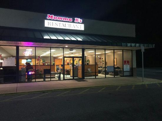 Chambersburg, Pensylwania: New location