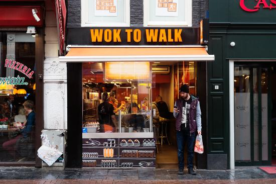 Wok to Walk: Regulierbreestraat 45