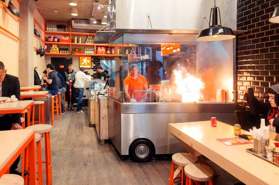 Wok to Walk: Warmoesstraat 85