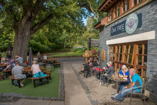 Oak Tree Inn: Scotland's Independent Pub of The Year 2015