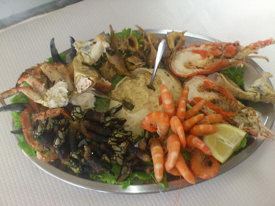 Oeiras, Portugal: Restaurante O Faustino