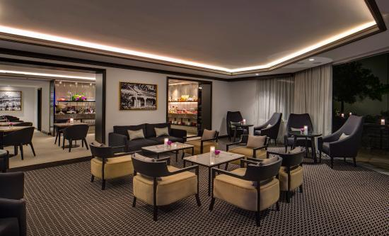 Double Bay, Australia: Intercontinental Club Lounge