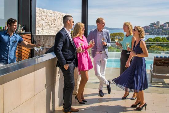 Double Bay, Australia: Rooftop Bar & Lounge