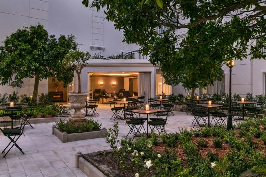 Double Bay, Australia: Club InterContinental Courtyard