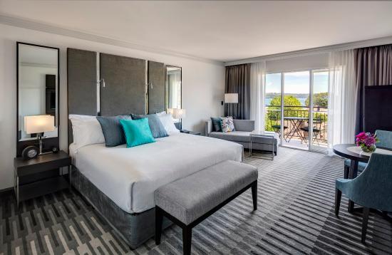 Double Bay, Australia: King Bay View Room