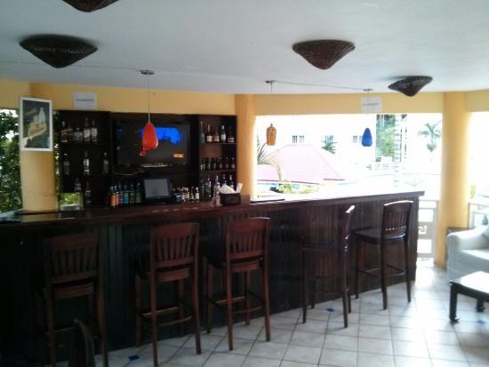 Mystic Ridge Resort: Bar/Lounge