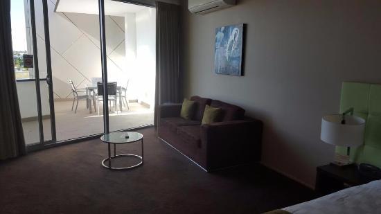 Caroline Springs, Austrália: Comfy Sofa