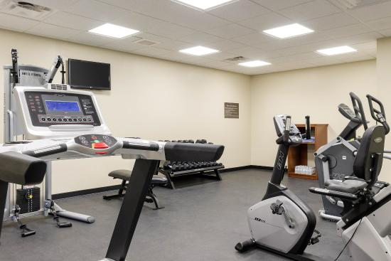 Watford City, ND: Fitness Room