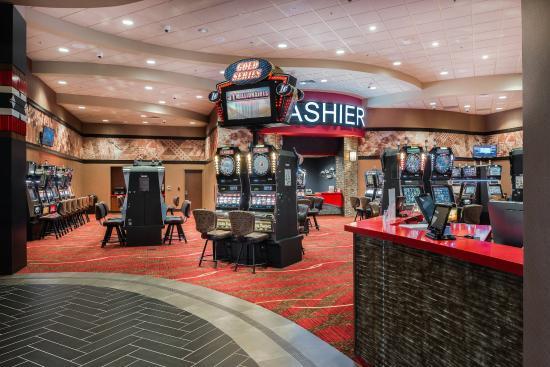 Klamath, Californie : Casino
