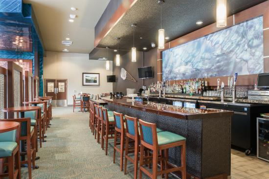 Klamath, Californie : Bar and Lounge