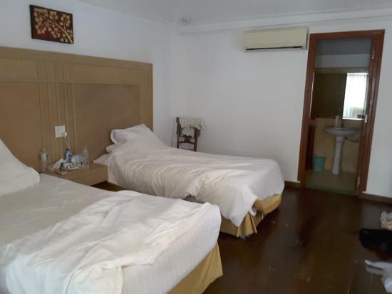 Nakara Long Beach Resort, Koh Lanta: chambre