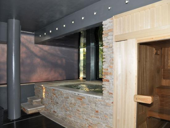 Domo: Sauna
