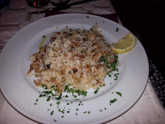 Mille e una Notte Napoli: primo piatto