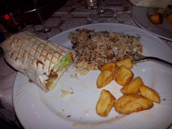 Mille e una Notte Napoli: piatto unico