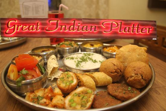 Great Indian Platter
