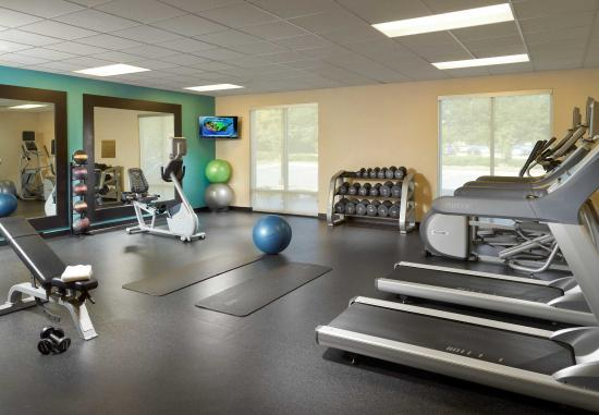 Fayetteville, Carolina del Norte: Fitness Center