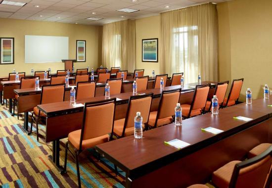 Fayetteville, Carolina del Norte: Meeting Room