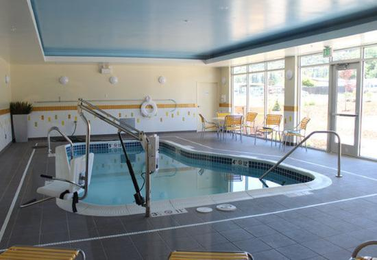 ‪‪The Dalles‬, ‪Oregon‬: Indoor Pool‬