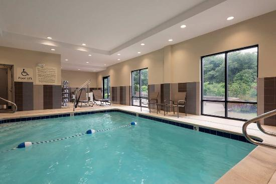 Voorhees, Νιού Τζέρσεϊ: Indoor Pool