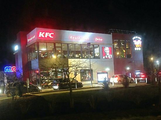 Jouy-aux-Arches, France : KFC JOUY AUX ARCHES