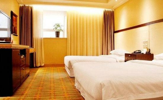 Taiyuan, China: Deluxe Business Twin Room