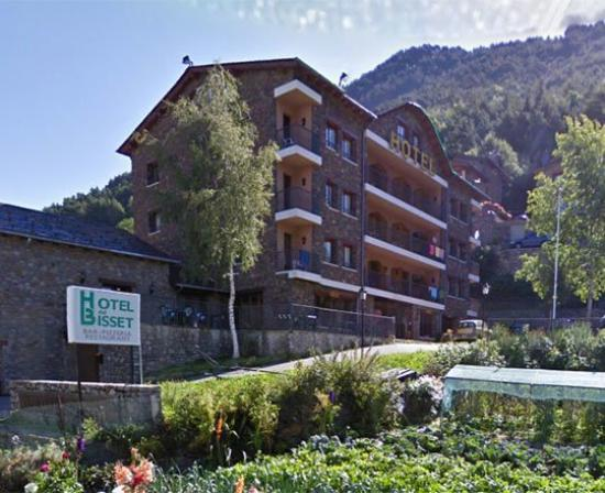 L'aldosa, Andorra: Hotel del Bisset