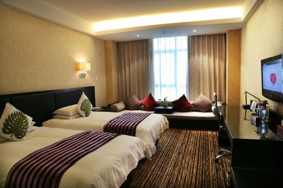 Nanchang, Cina: Four-season Twin Room
