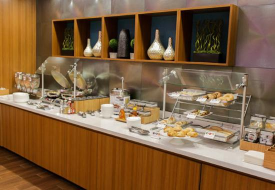 Sumter, Carolina del Sur: Breakfast Buffet