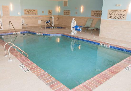 Sumter, Carolina del Sur: Indoor Pool & Spa
