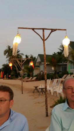 Mae Nam, Tailandia: ZENZIBAR Beach Bar & Restaurant