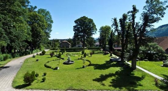 Липтовски Ян, Словакия: Garden