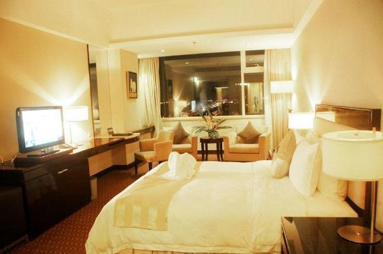 Haikou, Kina: Admin Golf Seaview King Room