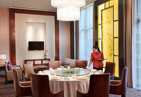 Huizhou, Chiny: Pavilion Restaurant - Private Dining Room