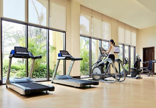 Huizhou, Chiny: Fitness Center