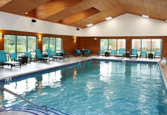 Ann Arbor, MI: Indoor Pool & Whirlpool
