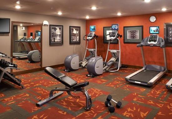 Ann Harbor, MI: Fitness Center