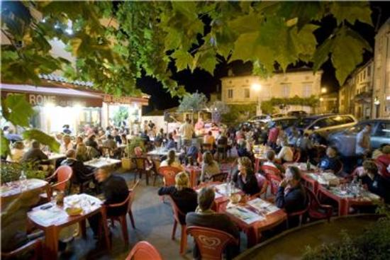 Terrasse Romantique Rome : Les 2 Meilleurs Restaurants en Saint Rome De Tarn dans