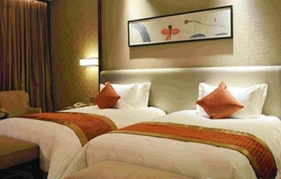 Dongying, Chine : Elegant Twin Room
