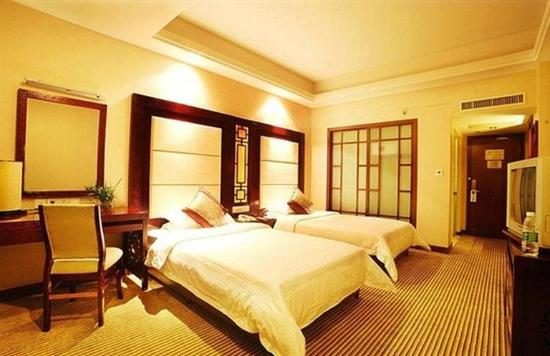 Fenghuang County, Chine : Deluxe Twin Room
