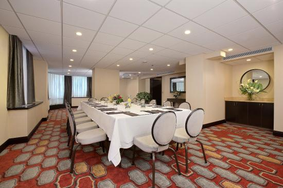 Holiday Inn Express Denver Downtown: Cimarron Meeting Room