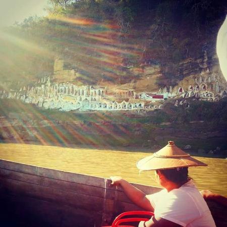 Pyay, Birma: Akauk Taung